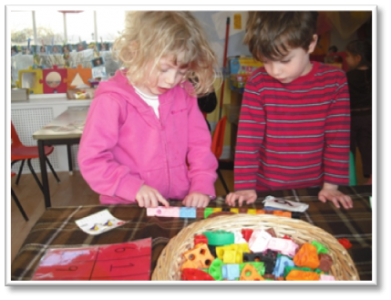 Capacities successful learners at Great Western Pre-School Nursery Aberdeen